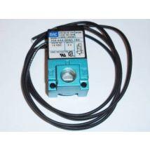 Elektroniskt styrd MAC ventil för laddtrycksstyrning (Boost Control)