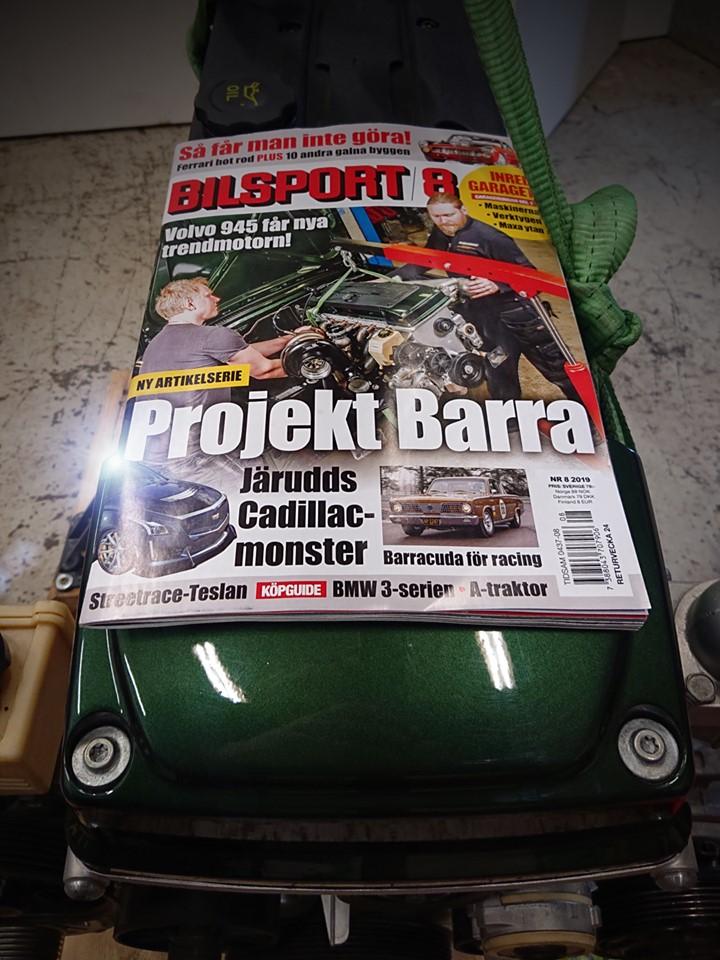 GZ Racing AB - Bilsport #8